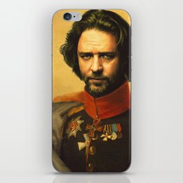 Russell Crowe - replaceface iPhone Skin