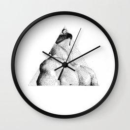 Dood 6 Wall Clock