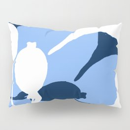 abstract composition Pillow Sham