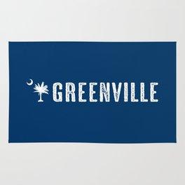 Greenville, South Carolina Rug