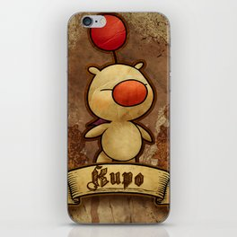 Kupo - Moogle iPhone Skin