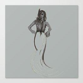 Mode Canvas Print