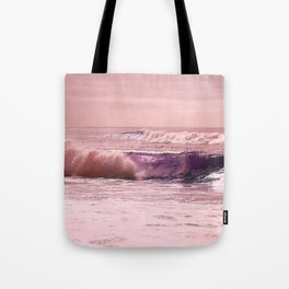 Impassioned Sea Tote Bag