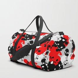 Skull Camouflage Duffle Bag