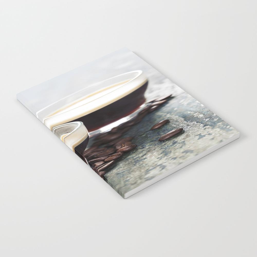 Coffee. Coffee Espresso. Cup Of Coffee Notebook by Klenova NBK9106017