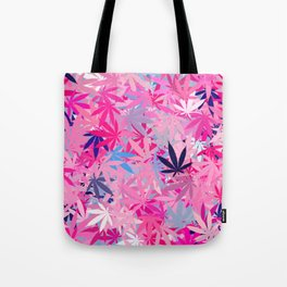 Marijuana Cannabis Weed Pot Tote Bag