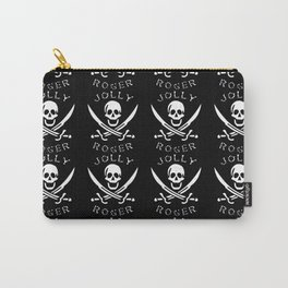 jolly-roger-pattern Carry-All Pouch