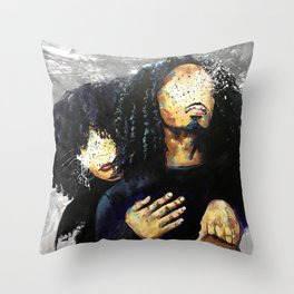 Naturally XLVIII Throw Pillow