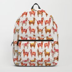 Alpacas Backpacks