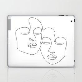 Twins Laptop & iPad Skin