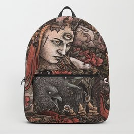 Demons In Colour Backpack