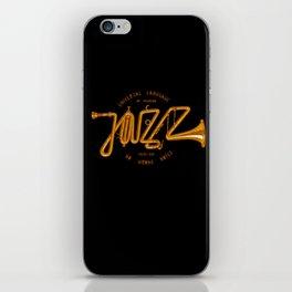 Jazz Trumpet iPhone Skin