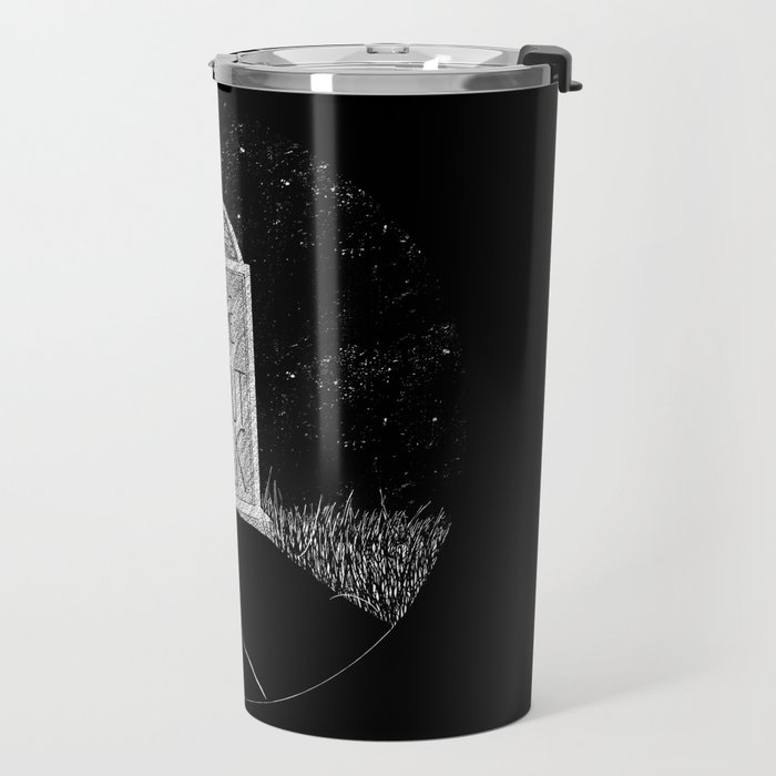 Bury Me at Makeout Creek Travel Mug