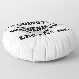 Legendary Floor Pillow