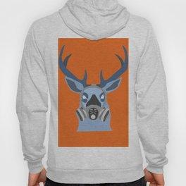 Modern Deer Negatif Hoody