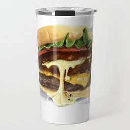 Shack Stack Hot Spring Travel Mug