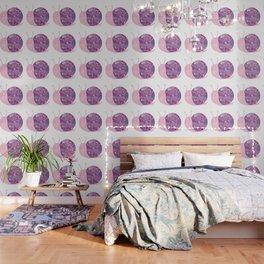 Sweet Garden Snail Wallpaper