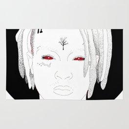 XXX-TENTACION Art II Rug