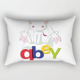 Kyubey Rectangular Pillow