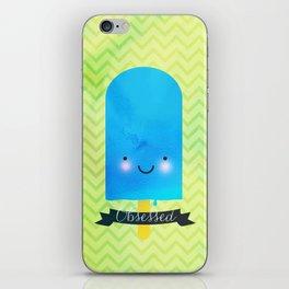 Kinda Obsessed iPhone Skin