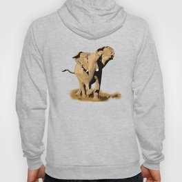 The Elephant's Marching Hoody