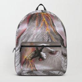 Dancing Volcano Backpack