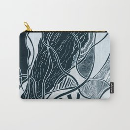 Subtle Seas Carry-All Pouch