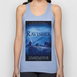 The Ravisher movie poster by Lacy Lambert Unisex Tank Top