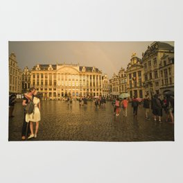From Brussells with Love Rug