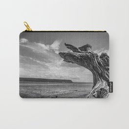 Whidbey Island Driftwood Carry-All Pouch