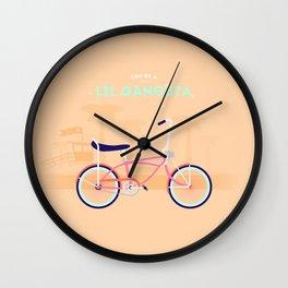 Lil' Gangsta Wall Clock