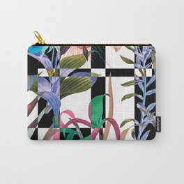 GEOMETRIC ABSTRACT PATTERN Carry-All Pouch