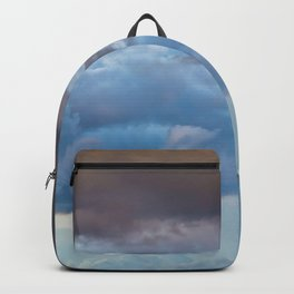 Stormy Blues Backpack