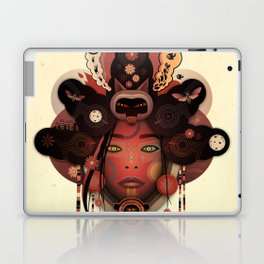 NYXX (urban faery) Laptop & iPad Skin