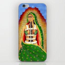 FRIDA KAHLO CACTUS iPhone Skin