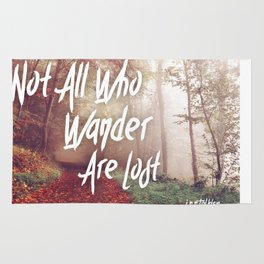 Lost Wanderers Rug