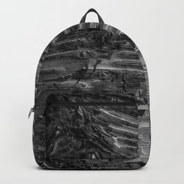 Silver Birch Bark by Teresa Thompson Backpack