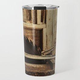 The Sawmill Travel Mug