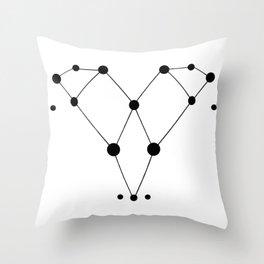 [matariki] Throw Pillow