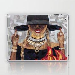 Okay Ladies, Now Let's Get in Formation Laptop & iPad Skin