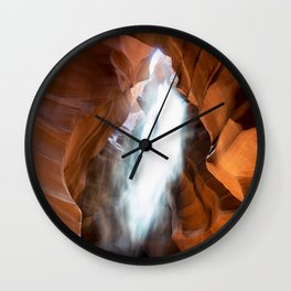 The Spirit On The Rise Wall Clock
