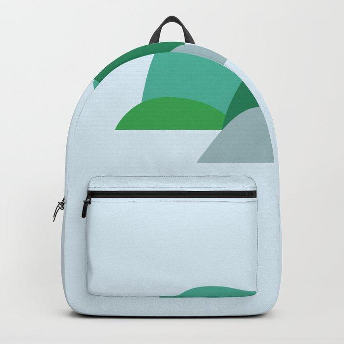 Exotic Island Backpack