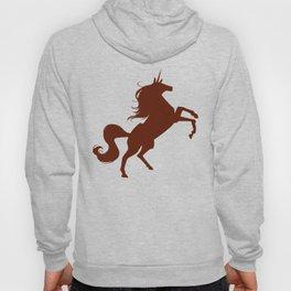 unity university unicorns (brown) Hoody