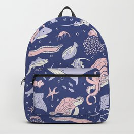 Sea Medley Backpack