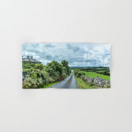 The Rising Road, Ireland Hand & Bath Towel