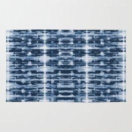 X-Ray Shibori Stripes Rug