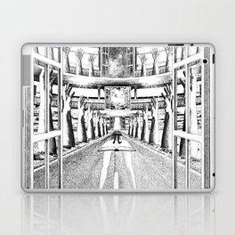 TECHOS BAJOS, POCAS PALABRAS Laptop & iPad Skin