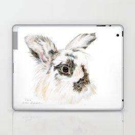 Pixie the Lionhead Rabbit by Teresa Thompson Laptop & iPad Skin