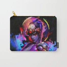 Quiet Widow Carry-All Pouch