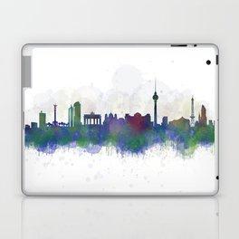 Berlin City Skyline HQ3 Laptop & iPad Skin